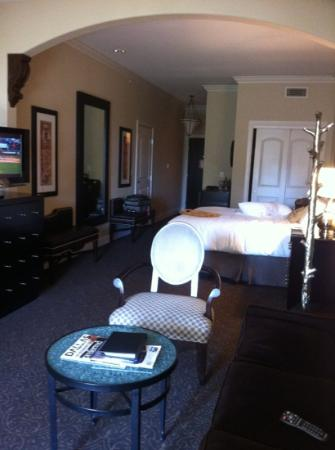Hotel ZaZa Dallas: king balcony room