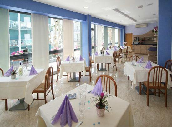 Hotel Camay: Sala Ristorante