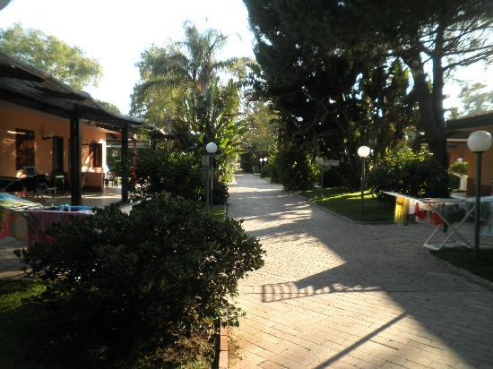 Villaggio Oasis: VISTA DEI RESIDENCE