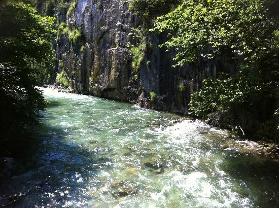 Wimbachklamm : Gorge