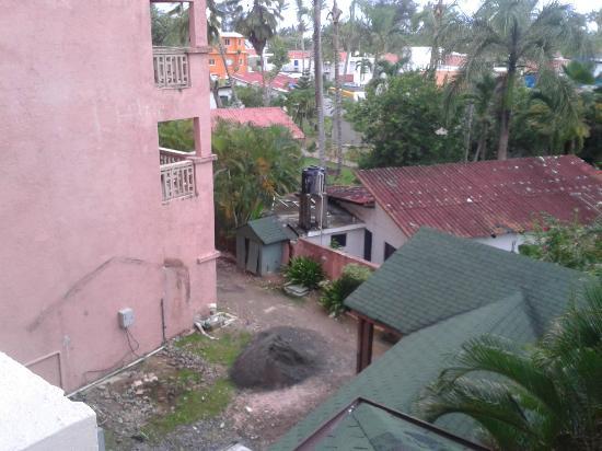 Coral Costa Caribe Resort & Spa: vista de las habitaciones