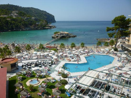 Grupotel Playa Camp de Mar: View