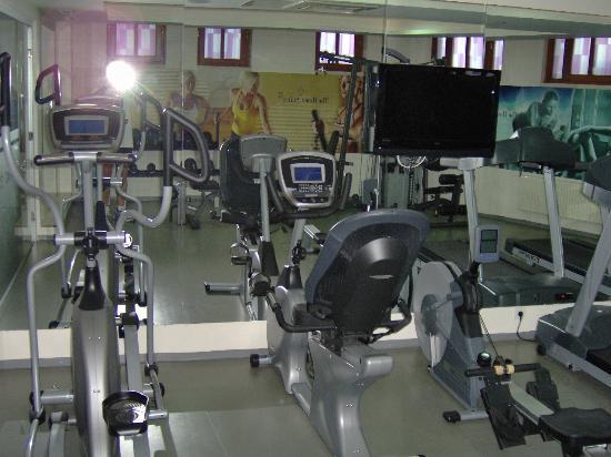 GLK PREMIER The Home Suites & Spa : Fitness Center--Cardio training