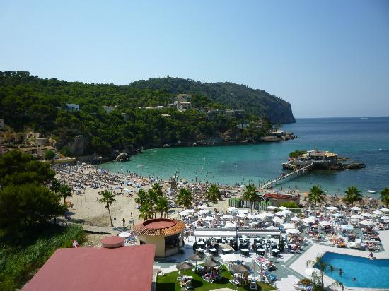 Grupotel Playa Camp de Mar: Beach
