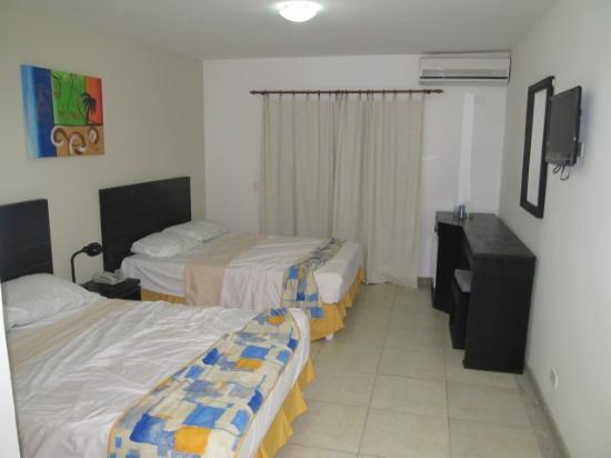 Juan Griego, Venezuela: habitación