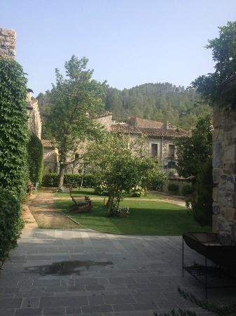 Torre Laurentii Hotel and Restaurant: tuin van het hotel