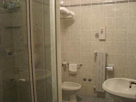Hotel San Michele: Bagno privato