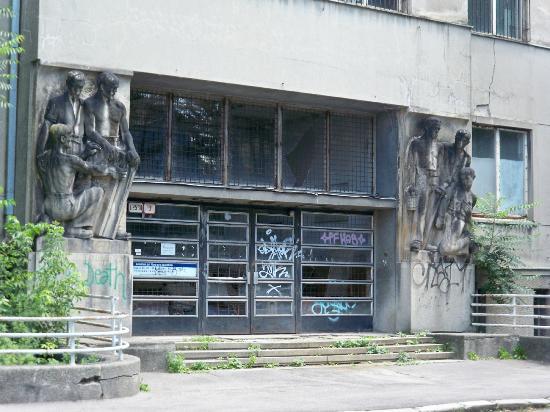 Be Free Tours - Bratislava Free City Walking Tour: Abandoned Communist Hospital