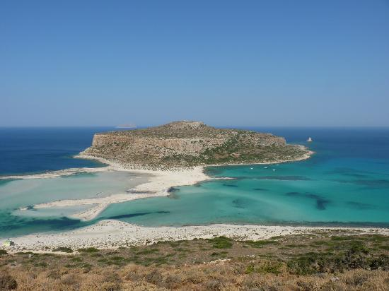 Balos Beach and Lagoon: La laguna di Balos