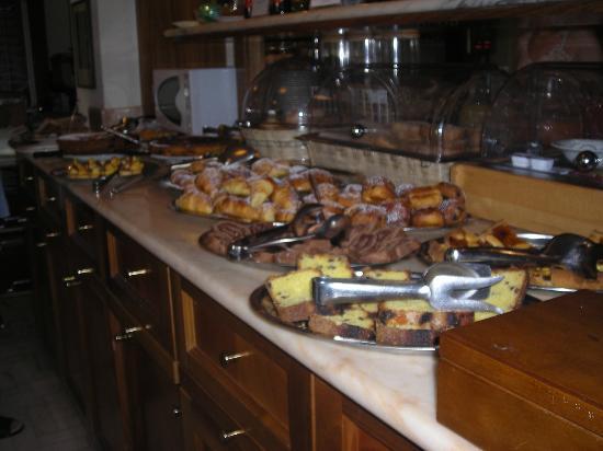 Hotel Villa Marzia: colazione