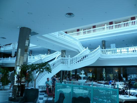 Cleopatra Palace Hotel Tenerife Website