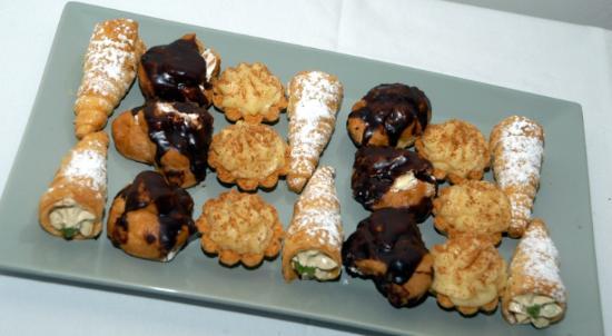 De Doornkraal Historic Country House Boutique Hotel: snacks