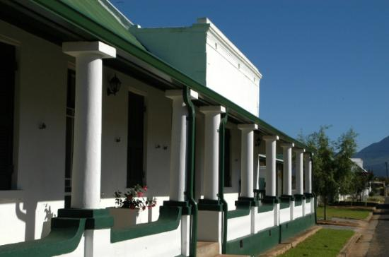 De Doornkraal Historic Country House Boutique Hotel: charm