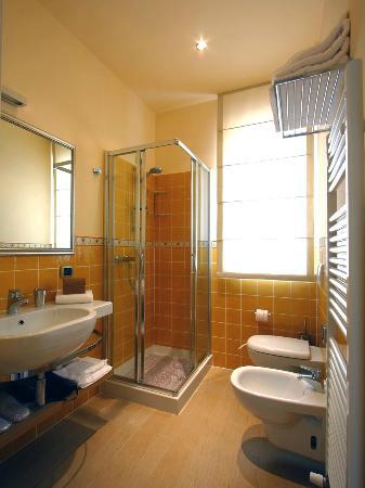 Relais Concorde: Bagno Suite Leopardi - Bathroom