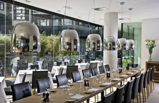 Franke Brasserie, Bar & Lounge: the Restaurant