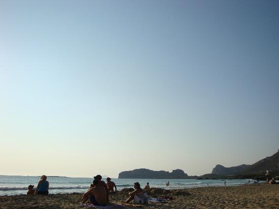 Falassarna Beach: La spiaggia di Falasarna
