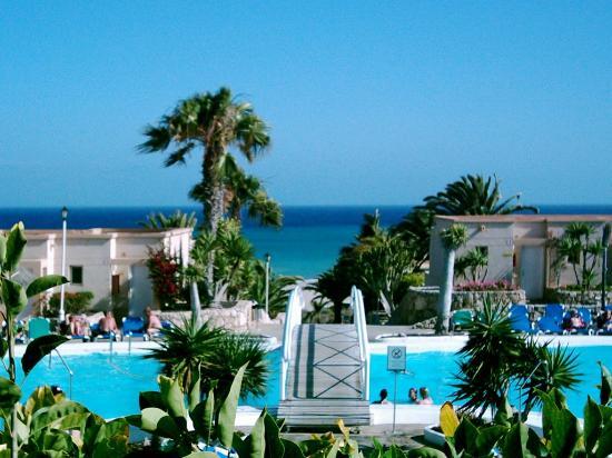 SBH Monica Beach : lovely view
