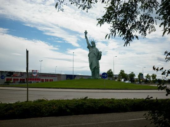 Statue de la Liberté : Statue of Liberty