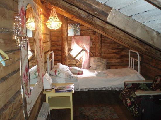 Marta Guesthouse Tallinn: Einzelzimmer unterm Dach
