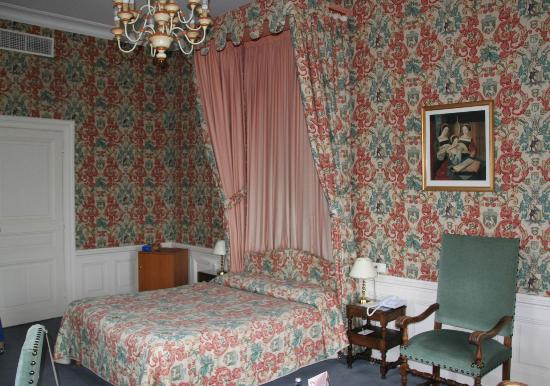 Chateau d'Isenbourg: Superior room