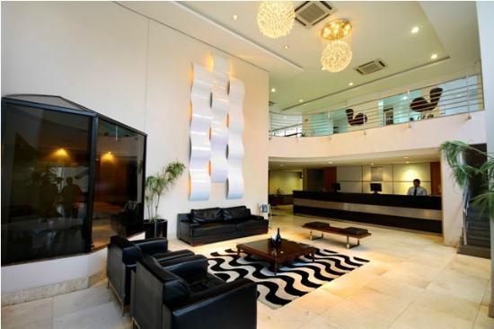 Hotel Adrianopolis: Lobby