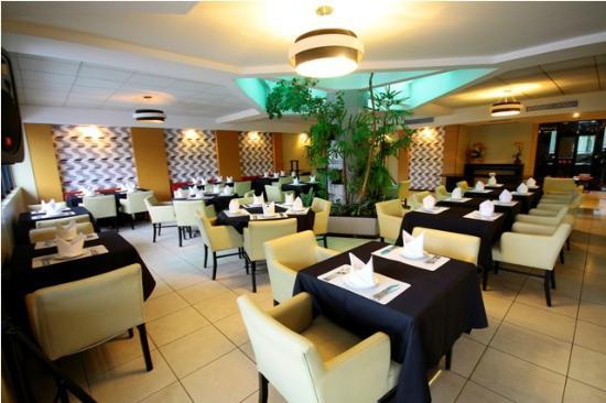 Hotel Adrianópolis : Restaurante