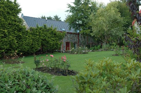 Fermanagh Self Catering: garden