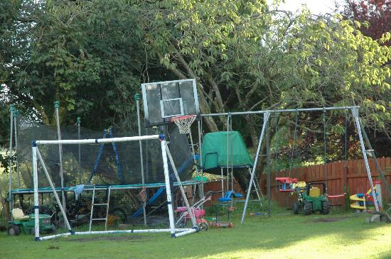 Fermanagh Self Catering: just some of the sports equipment