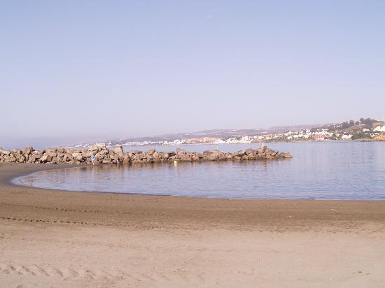 Del Cristo Beach: Playa del cristo