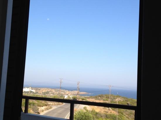 Glykeria Hotel : dalla camera!!!