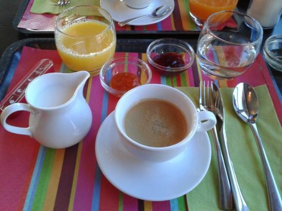 Best Western Hotel L'Oree: Petit déjeuner