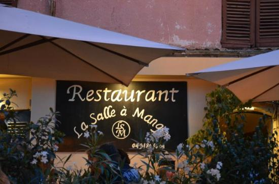 La salle a manger flayosc restaurant reviews phone for Restaurant salle a manger