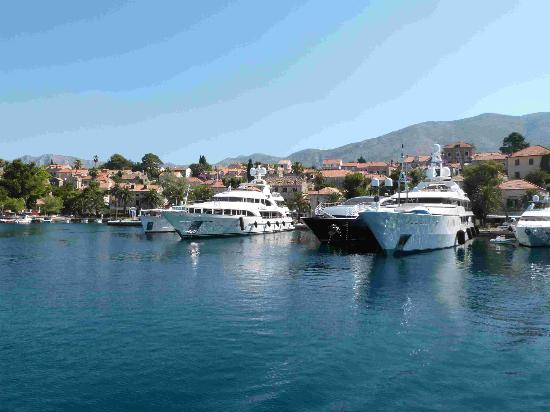 Villa Ivy: Cavtat Harbour