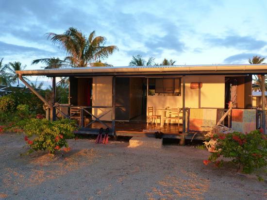 Nanihi Paradise: Le faré au bord de l'eau