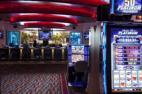 Seminole Hard Rock Casino Tampa: Looking at the Pool Bar