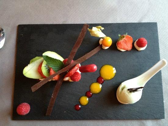 Domaine du Griffier: Another dessert