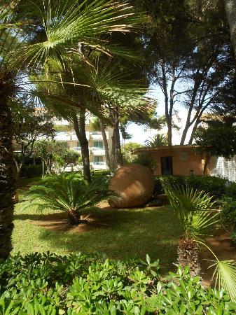 Insotel Club Cala Ratjada: Caffetaria extérieure piscine