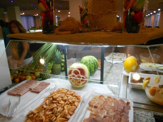 Insotel Club Cala Ratjada: Buffet dessert