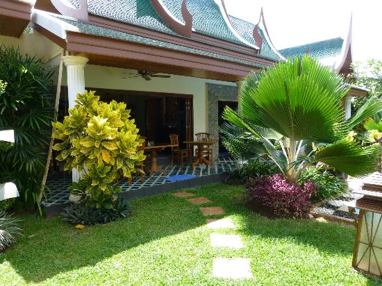 Baan Malinee Bed and Breakfast: the bungalow