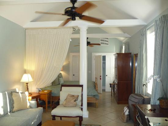 Marquesa Hotel: room