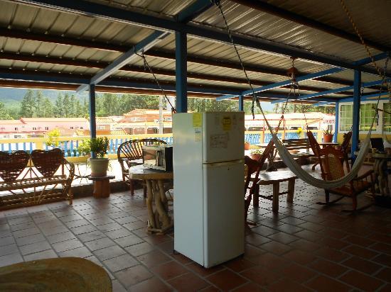 Hotel Residencial El Valle : 3rd Floor Lounge Area