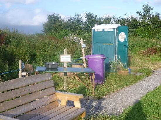 Wookey Farm: Some of the facilities