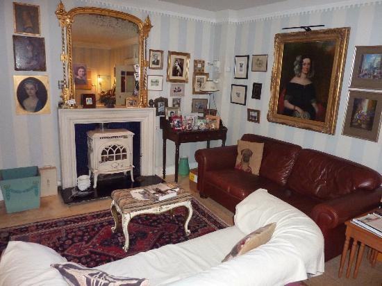 The Quay House : deco chambre 2
