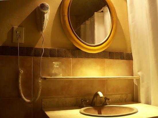 Antigua Tilcara B&B: Baño Estándar