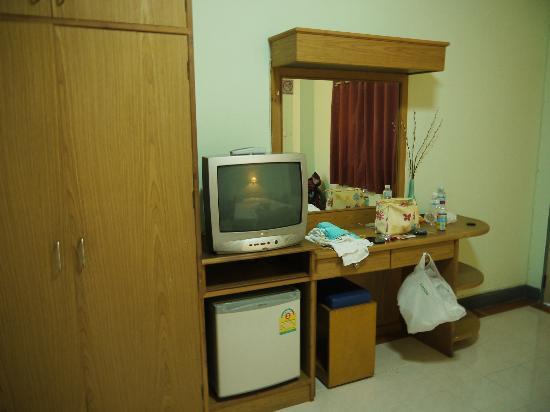 Boonthavon: Bedroom
