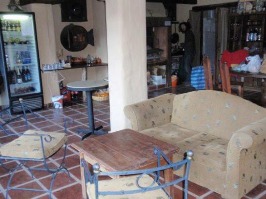 Antigua Tilcara B&B: Cafetería