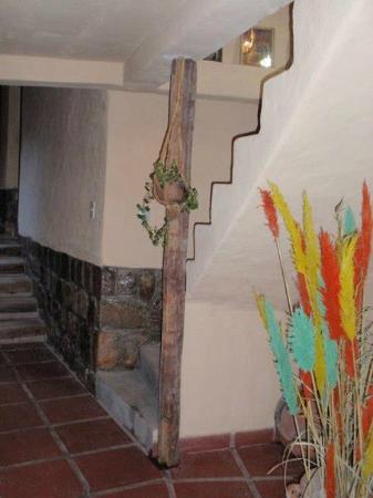 Antigua Tilcara B&B: Pasillo