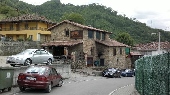 Pola de Lena, Hiszpania: Restaurante Vía Carisa