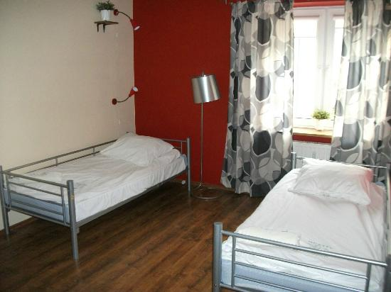 Hostel Krokodyl: Room