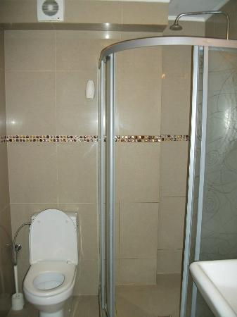 Hostel Krokodyl: Bathroom